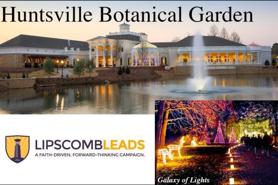 Huntsville Garden Alumni Event