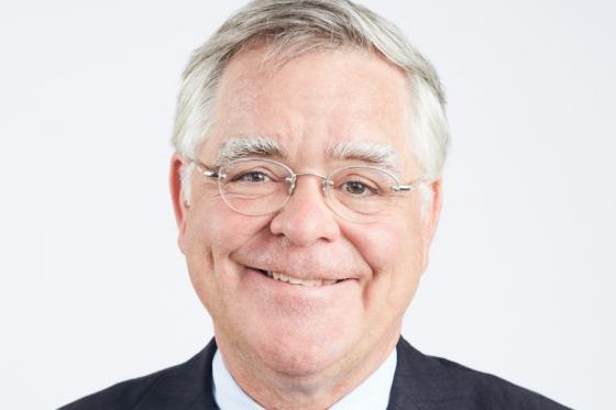 Mayor John Cooper