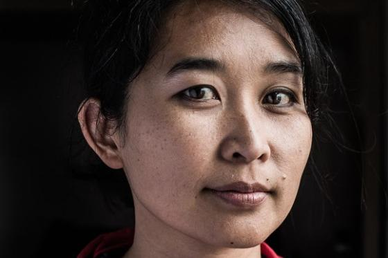 Author Thi Bui