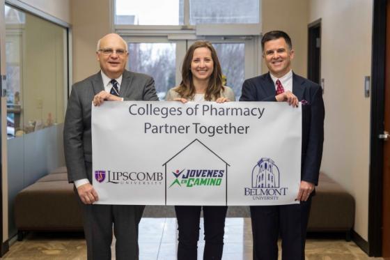 Jovenes Partnership Commemoration
