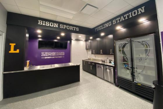Athletics new fueling station for nutrition