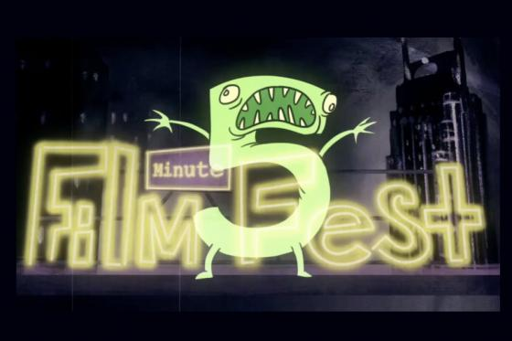 Five Minute Film Fest intro video