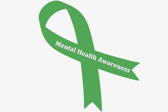 mental health ribbon
