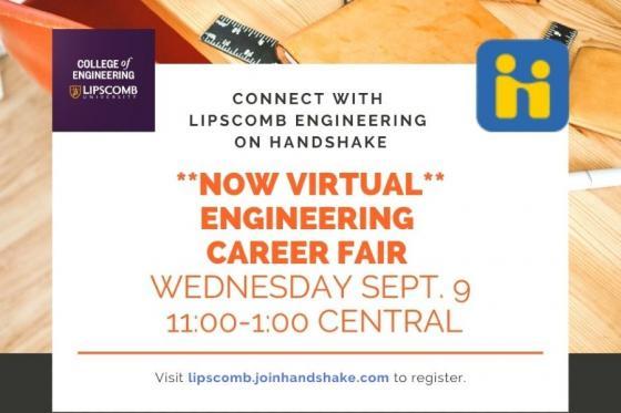 Logistical Details of the career fair