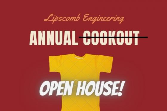 Invitation to Open House
