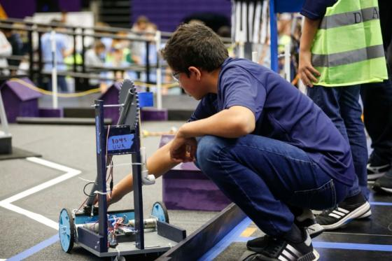 BEST Robotics Competition in 2019