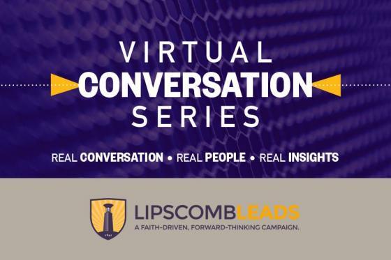 Logo for Virtual Conversation Series