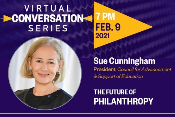 Sue Cunningham Infographic