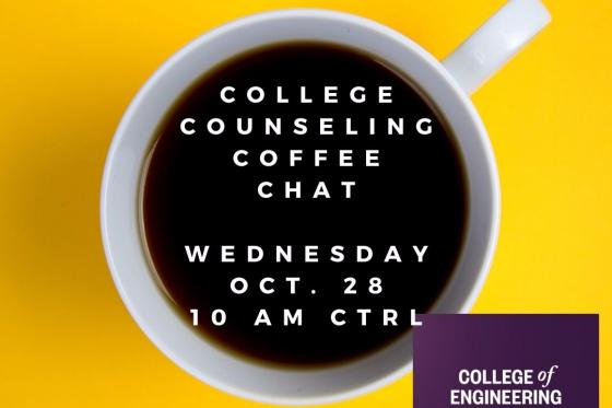 College Counseling Coffee Chat