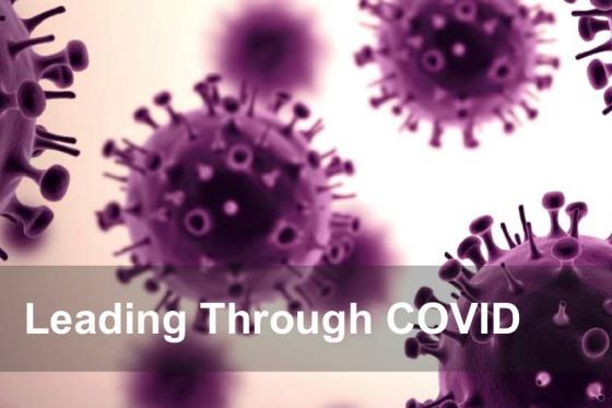 Photo of COVID-19 virus