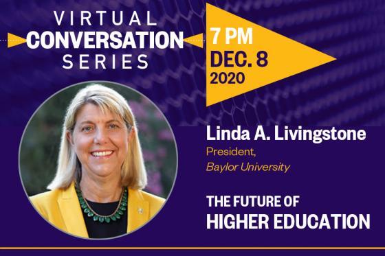Info on Linda Livingstone event