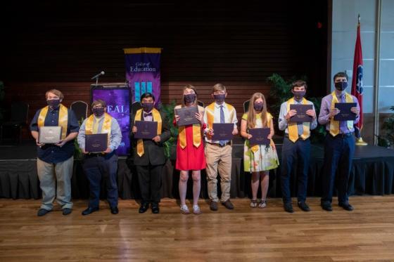 7th class of IDEAL graduates