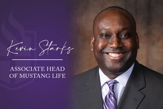 Kevin Starks, associate head of mustang life
