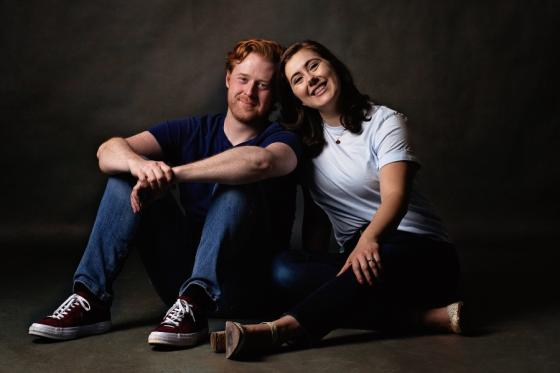 Jonah and Sarah Jackson