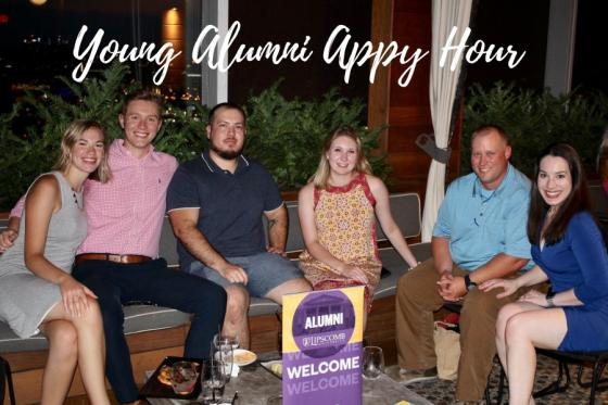 Young Alumni Appy Hour