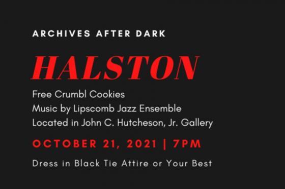 Archives After Dark: Halston